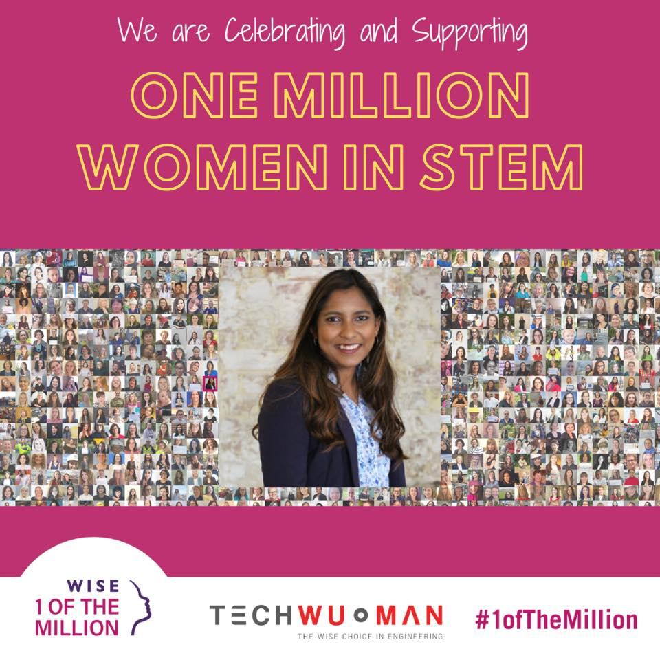 ONE MILLION WOMEN IN STEM WISE